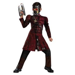 Star Lord Guardians of the Galaxy Costume Sz. Sm